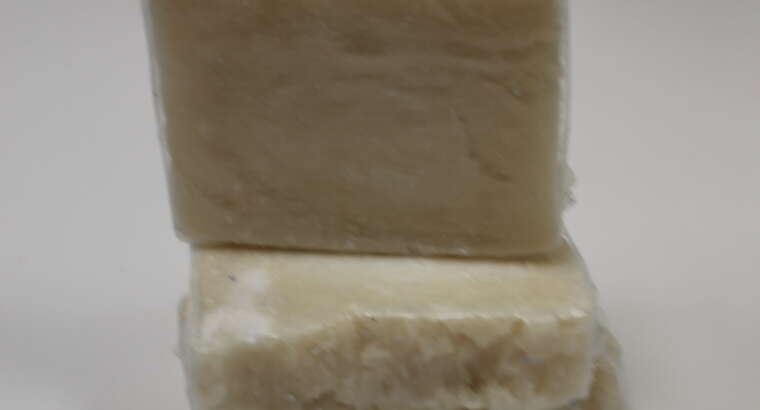 Homemade Soap Traditional Castile